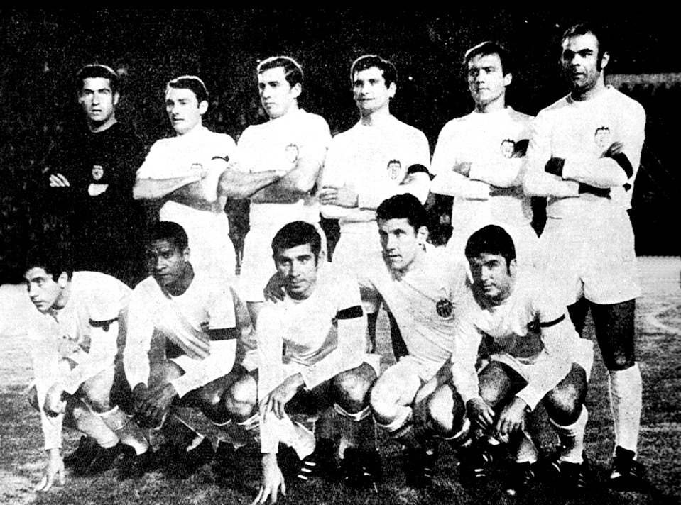 17.05.1969: Valencia CF 1 - 2 Elche CF