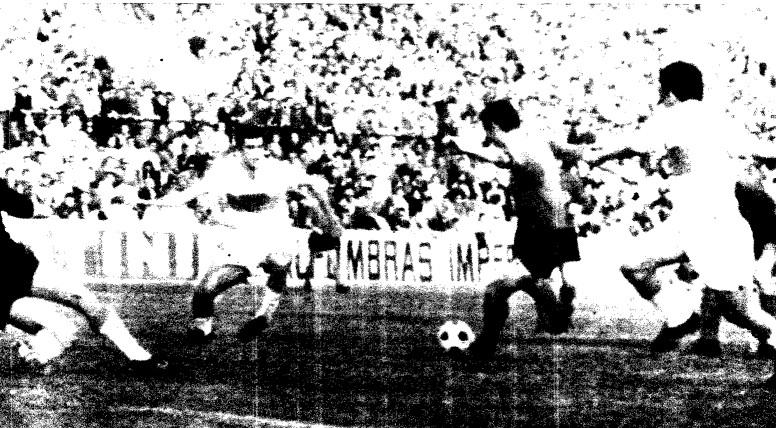 25.05.1969: Elche CF 1 - 1 Valencia CF