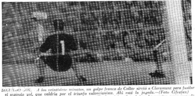 05.09.1969: Valencia CF 2 - 1 Portuguesa