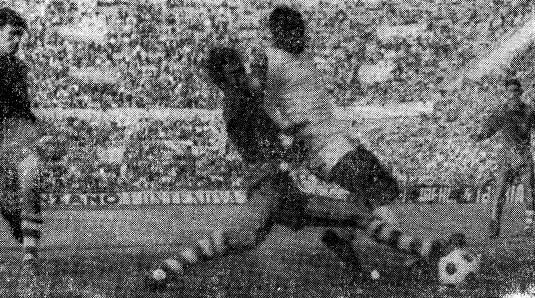 12.10.1969: Valencia CF 0 - 0 Celta de Vigo
