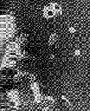 02.11.1969: Real Zaragoza 1 - 1 Valencia CF