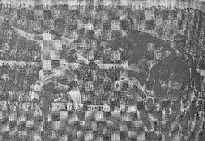 09.11.1969: Valencia CF 0 - 0 FC Barcelona