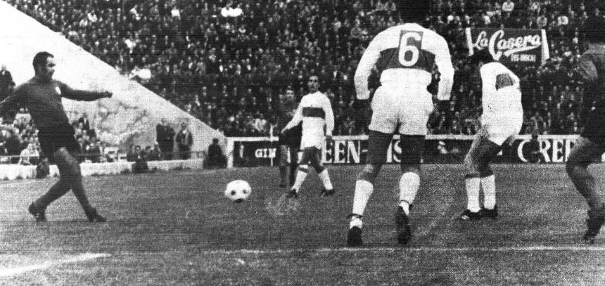 18.11.1969: Elche CF 0 - 0 Valencia CF