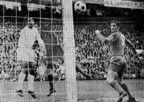 23.11.1969: Valencia CF 1 - 0 Real Madrid