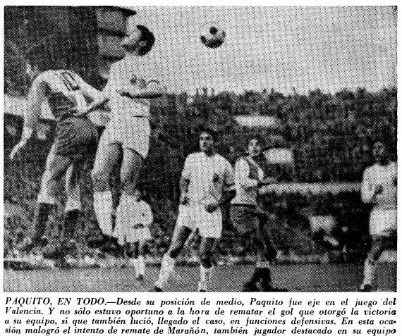 28.12.1969: Valencia CF 1 - 0 CE Sabadell
