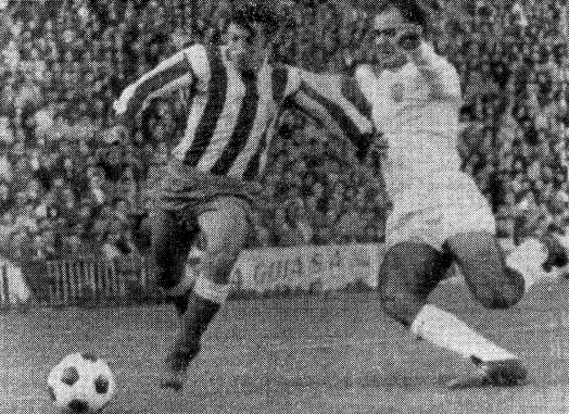 11.01.1970: Valencia CF 2 - 3 At. Madrid