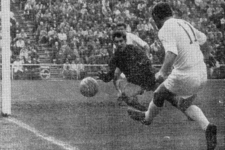 22.03.1970: Real Madrid 2 - 1 Valencia CF