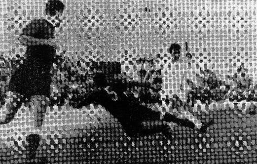 08.08.1970: Anderlecht 0 - 2 Valencia CF
