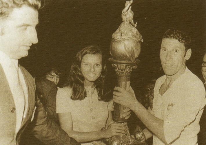 03.09.1970: Valencia CF 0 - 0 Ind. Avellaneda