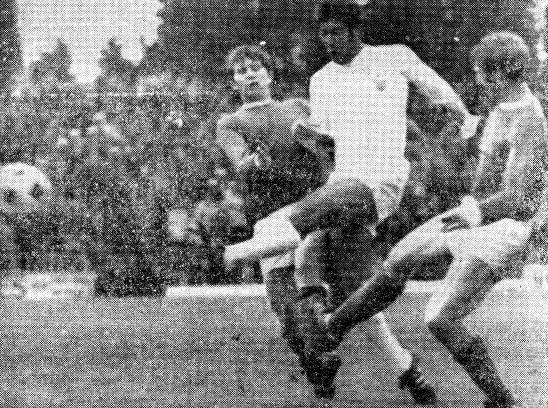 16.09.1970: Cork Hibernians 0 - 3 Valencia CF