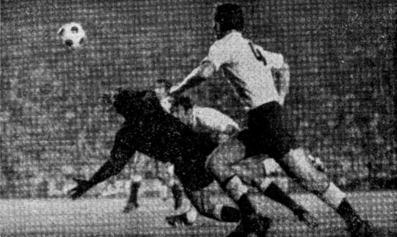 19.09.1970: Valencia CF 5 - 1 UD Las Palmas