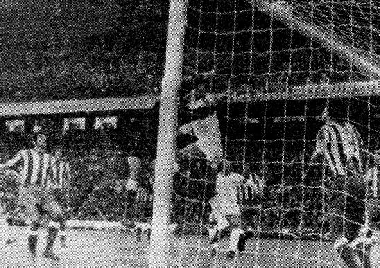 25.10.1970: Valencia CF 1 - 0 Málaga CF