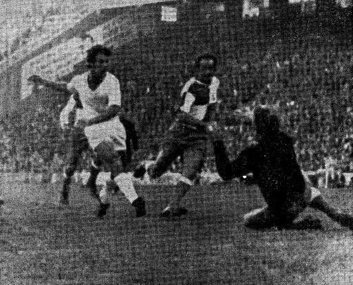 13.12.1970: Valencia CF 2 - 1 CE Sabadell