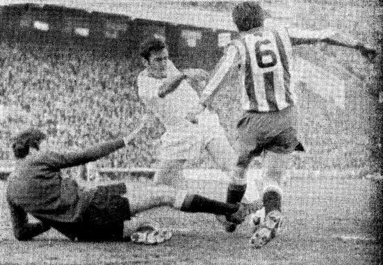 07.02.1971: Valencia CF 1 - 0 Sporting Gijón