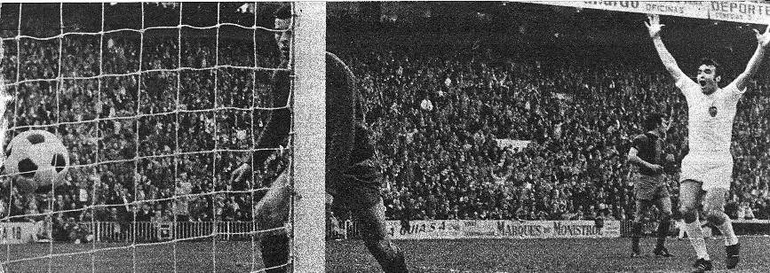 28.02.1971: Valencia CF 1 - 1 FC Barcelona