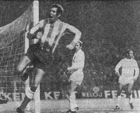 06.03.1971: At. Madrid 3 - 0 Valencia CF