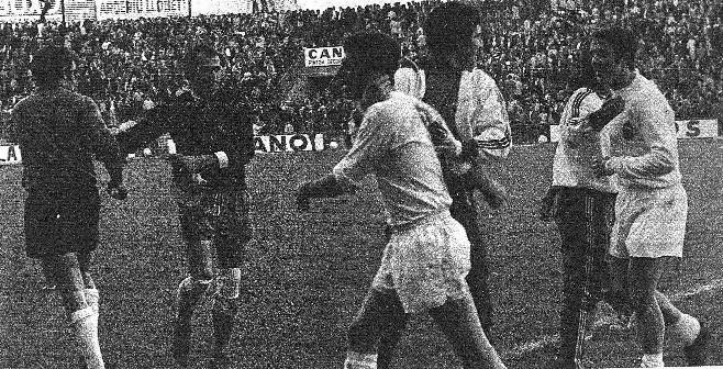 04.04.1971: CE Sabadell 0 - 1 Valencia CF