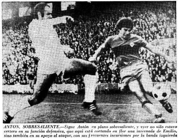 11.04.1971: Valencia CF 3 - 0 Elche CF
