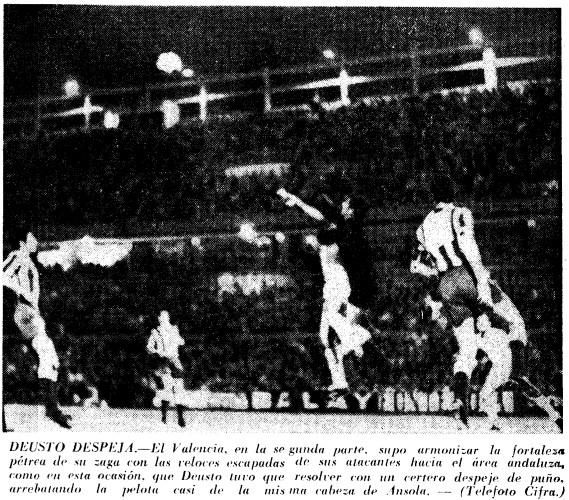 06.06.1971: Málaga CF 0 - 1 Valencia CF