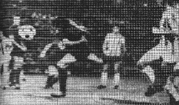 13.08.1971: Estrella Roja 2 - 1 Valencia CF