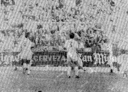 15.08.1971: Panathinaikos 2 - 1 Valencia CF