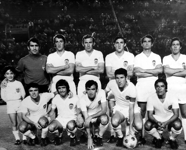 19.08.1971: Valencia CF 3 - 1 Luxemburgo