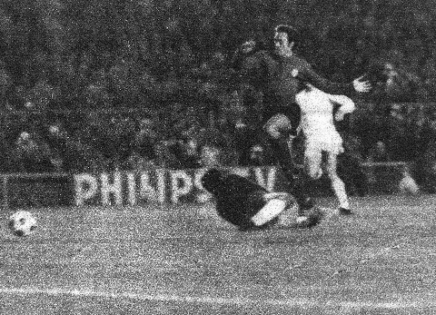 14.11.1971: Real Madrid 1 - 1 Valencia CF