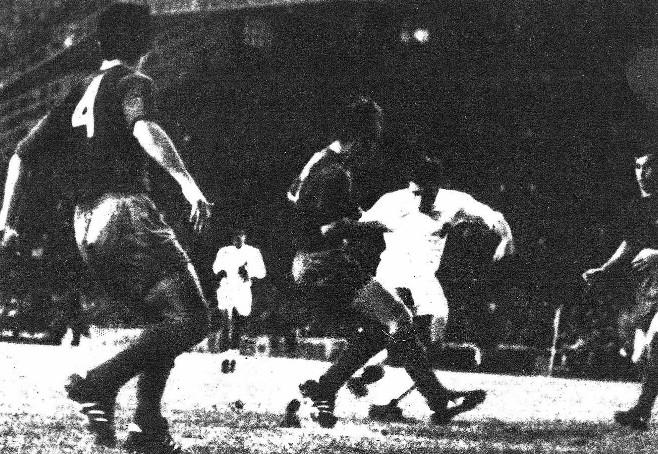 21.11.1971: Valencia CF 1 - 0 FC Barcelona