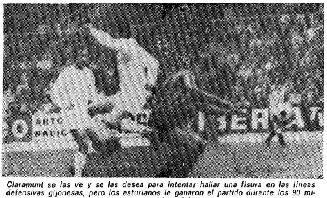 06.02.1972: Sporting Gijón 4 - 0 Valencia CF