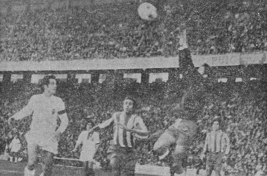 13.02.1972: Valencia CF 1 - 0 At. Madrid