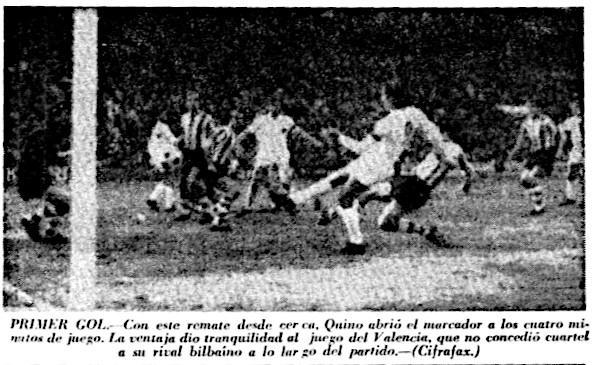 12.03.1972: Valencia CF 2 - 0 Athletic Club