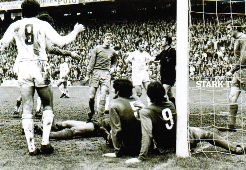 19.03.1972: Valencia CF 1 - 2 Real Madrid