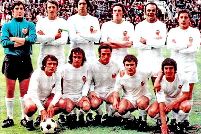 14.05.1972: Valencia CF 2 - 1 Real Sociedad