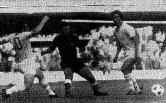 24.06.1972: Celta de Vigo 0 - 1 Valencia CF
