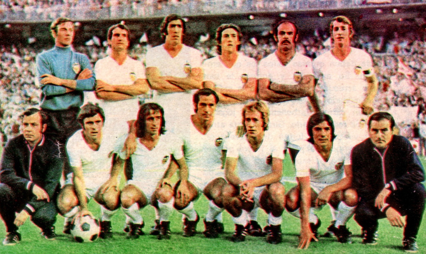 08.07.1972: At. Madrid 2 - 1 Valencia CF