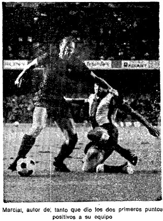 09.09.1972: Valencia CF 0 - 1 FC Barcelona
