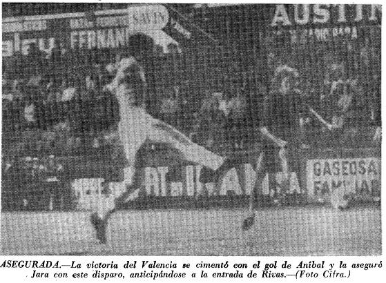 12.10.1973: Celta de Vigo 0 - 2 Valencia CF