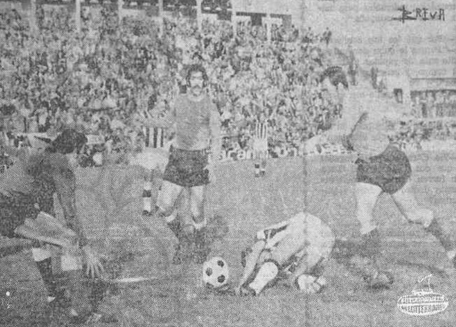 18.11.1973: CD Castellón 0 - 0 Valencia CF