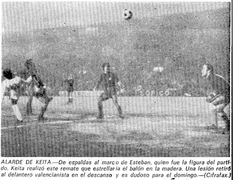 27.02.1974: Valencia CF 2 - 0 Elche CF