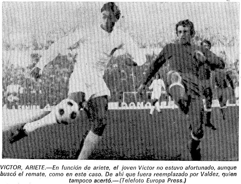 03.03.1974: Valencia CF 0 - 0 Celta de Vigo