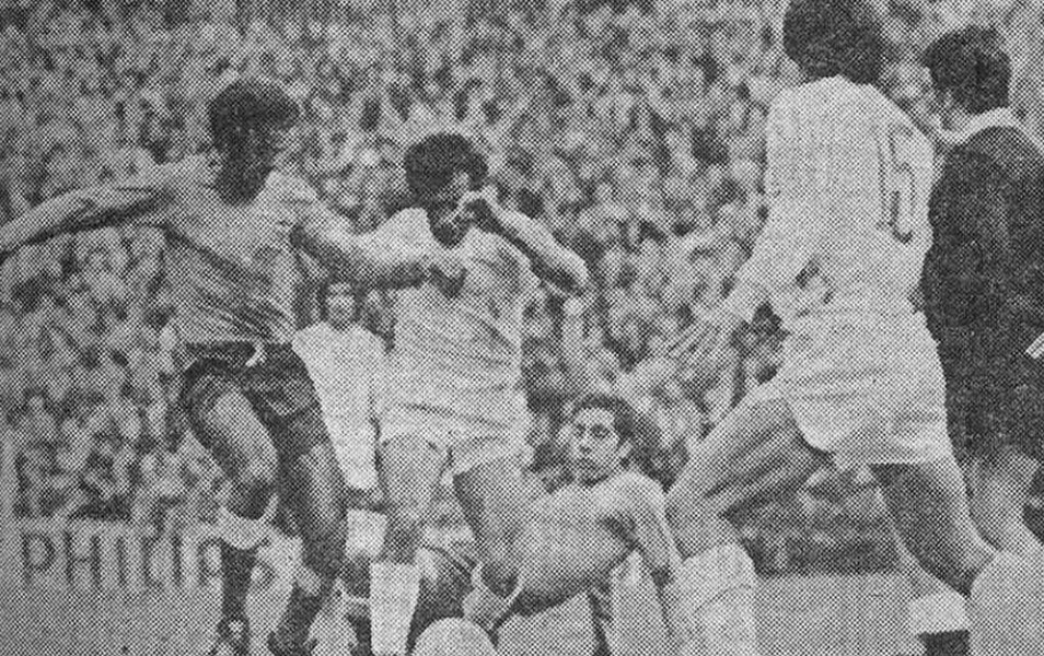 24.03.1974: Real Madrid 2 - 1 Valencia CF