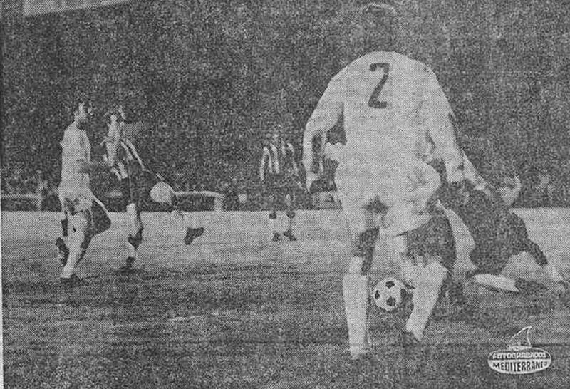 30.03.1974: Valencia CF 3 - 0 CD Castellón