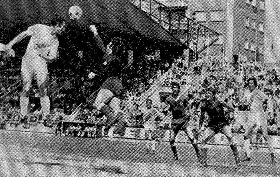 02.06.1974: Rayo Vallecano 0 - 3 Valencia CF