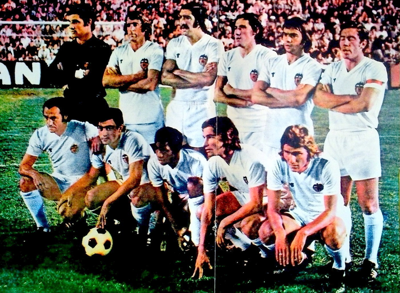 07.09.1974: Valencia CF 1 - 2 Real Madrid
