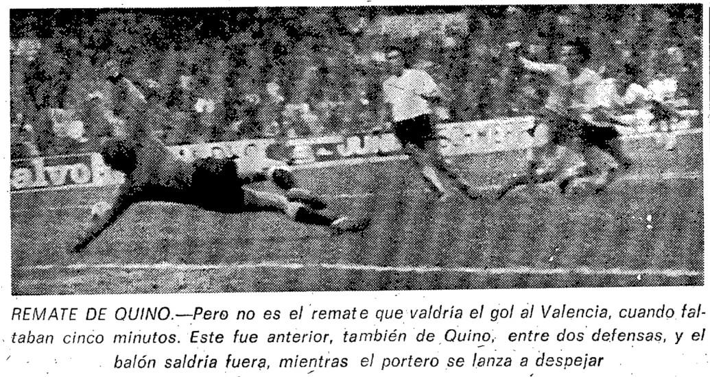 24.11.1974: UD Salamanca 0 - 1 Valencia CF