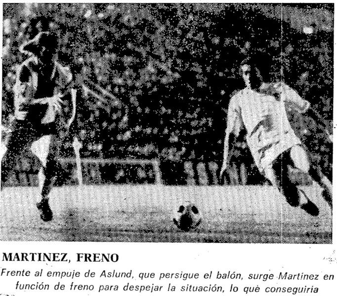 15.12.1974: Valencia CF 1 - 1 RCD Espanyol