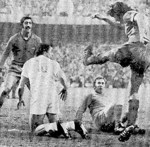 26.01.1975: Real Madrid 3 - 2 Valencia CF