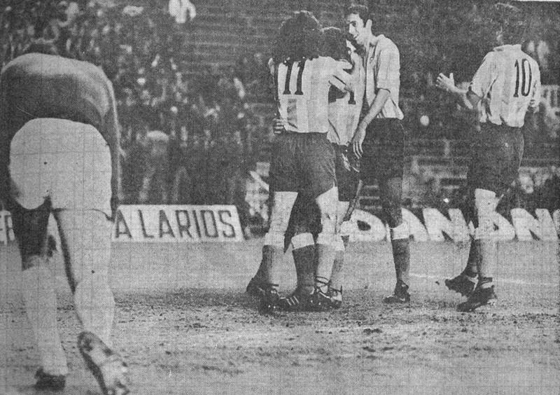 06.04.1975: At. Madrid 5 - 2 Valencia CF