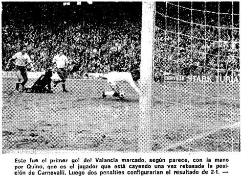 20.04.1975: Valencia CF 2 - 1 UD Las Palmas