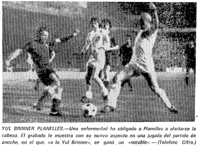 30.04.1975: Valencia CF 2 - 0 Celta de Vigo